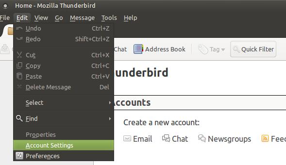 Thunderbird1 My CMS
