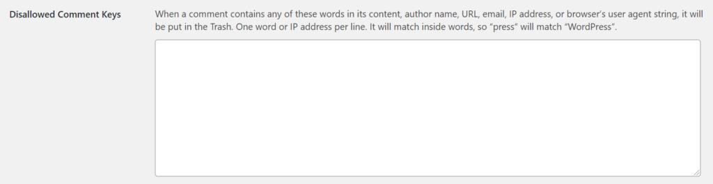 Cara Menghilangkan Komentar Spam di Website