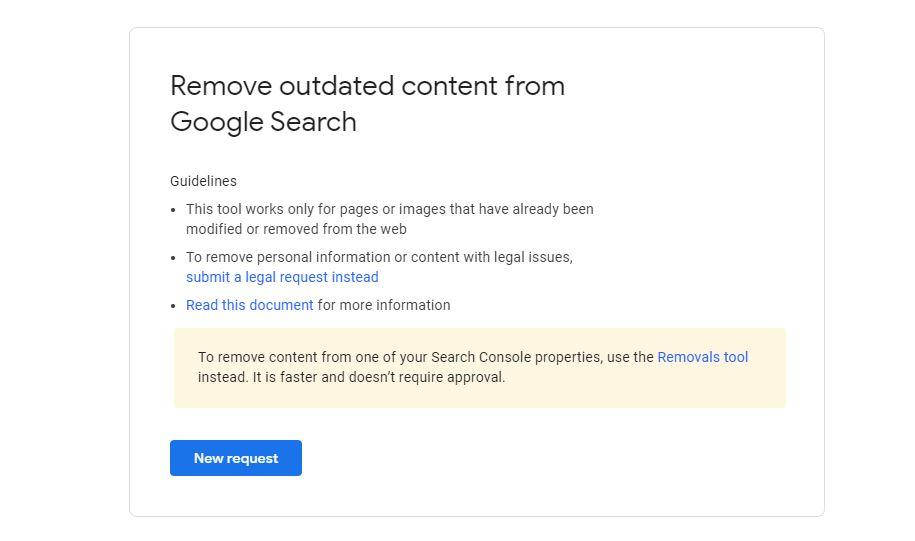 Cara Menghilangkan Artikel di Google
