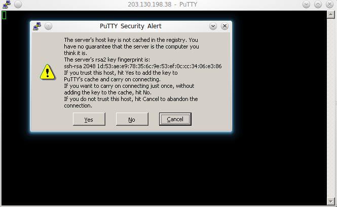 Putty2 My CMS