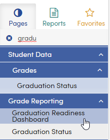 Graduation Dashboard-Texas