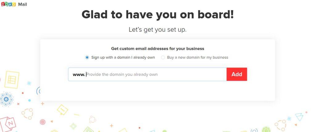 Cara membuat email bisnis gratis