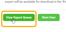 i-Ready site - View Export Queue button