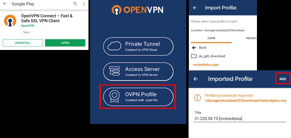 Cara membuat vpn server - 3