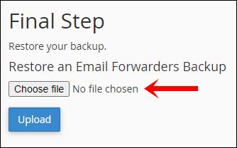4 Klik Choose File (Edit)