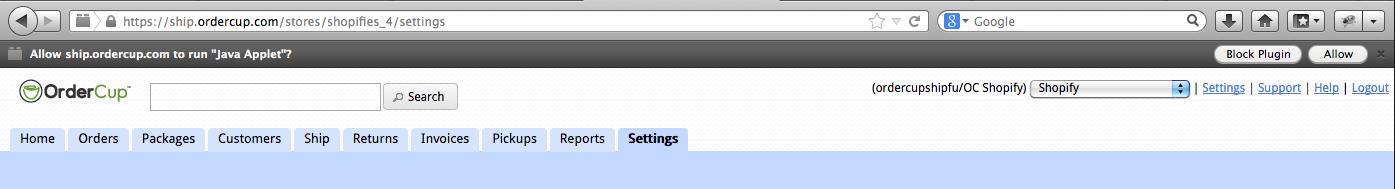 Download java applet plugin