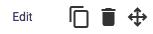 Plotto edit icons