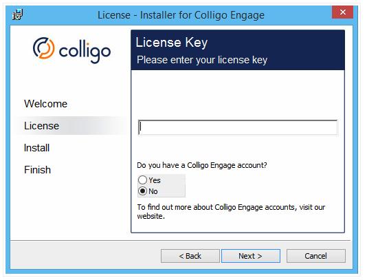 Upgrading to Colligo Engage : Colligo Support