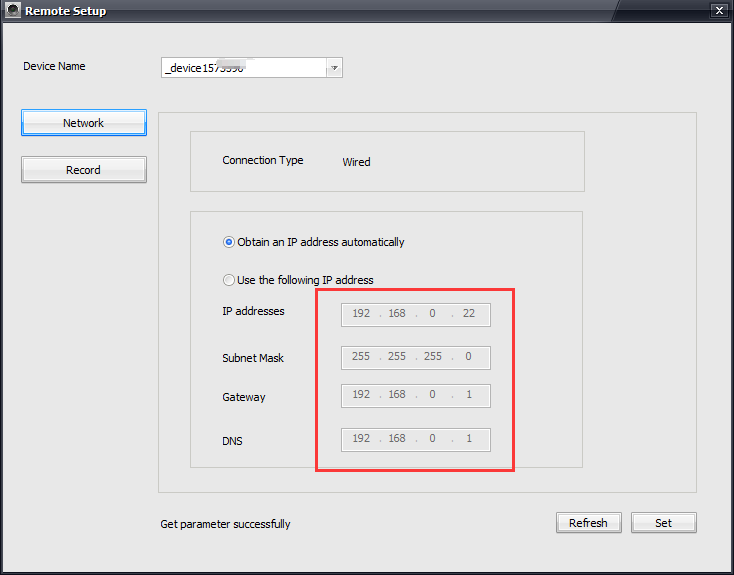 How to find my camera's IP address. : HiKam Support