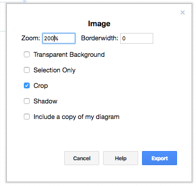 How to export higher resolution (higher DPI) images? : draw