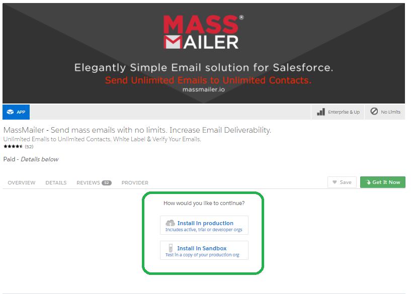 MassMailer - Configuration Guide : MassMailer Help Center