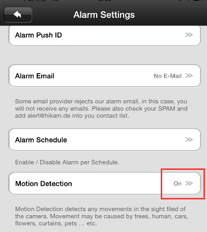 Troubleshooting and Fix: Alarm Recording doesn't work