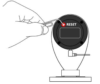 How to Reset Camera / How to set Camera to AP Mode : HiKam