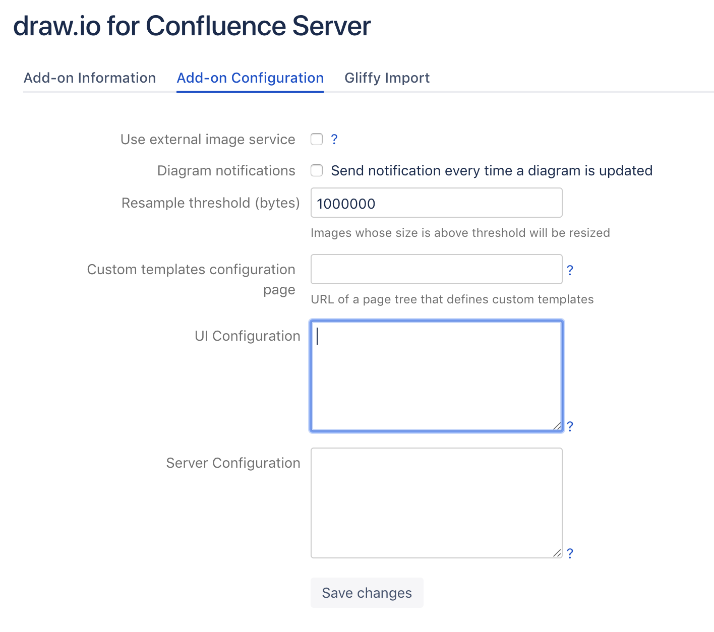 How to configure draw io in Confluence, Quip and embed mode
