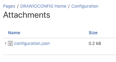 How to configure draw io in Confluence, Quip and embed mode? : draw