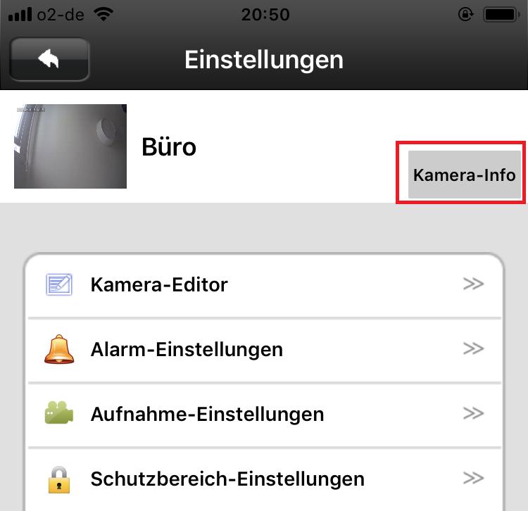 Neues oder weiteres Smartphone/Tablet: Kamera manuell