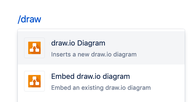 Copy Move And Embed Draw Io Diagrams In Confluence Cloud Draw Io Helpdesk