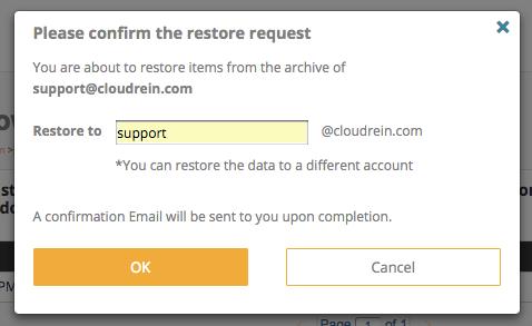 Restoring G Suite Backup Data1