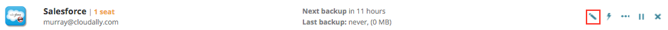 Changing Your Backup Preferences6.31