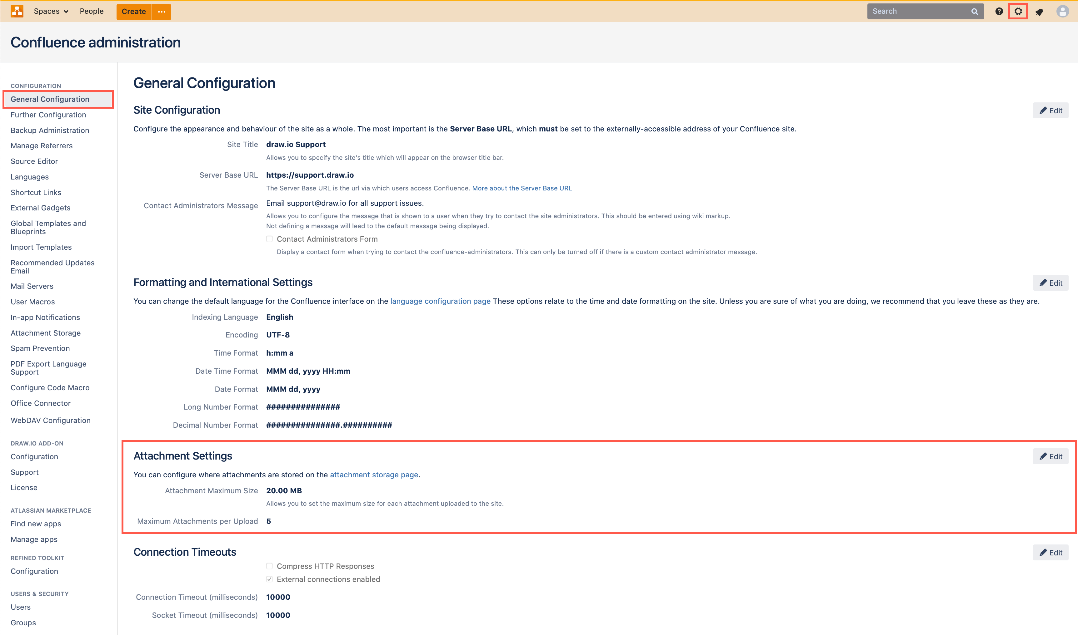 Insert Very Large Images Into Diagrams On Confluence Server Draw Io Helpdesk