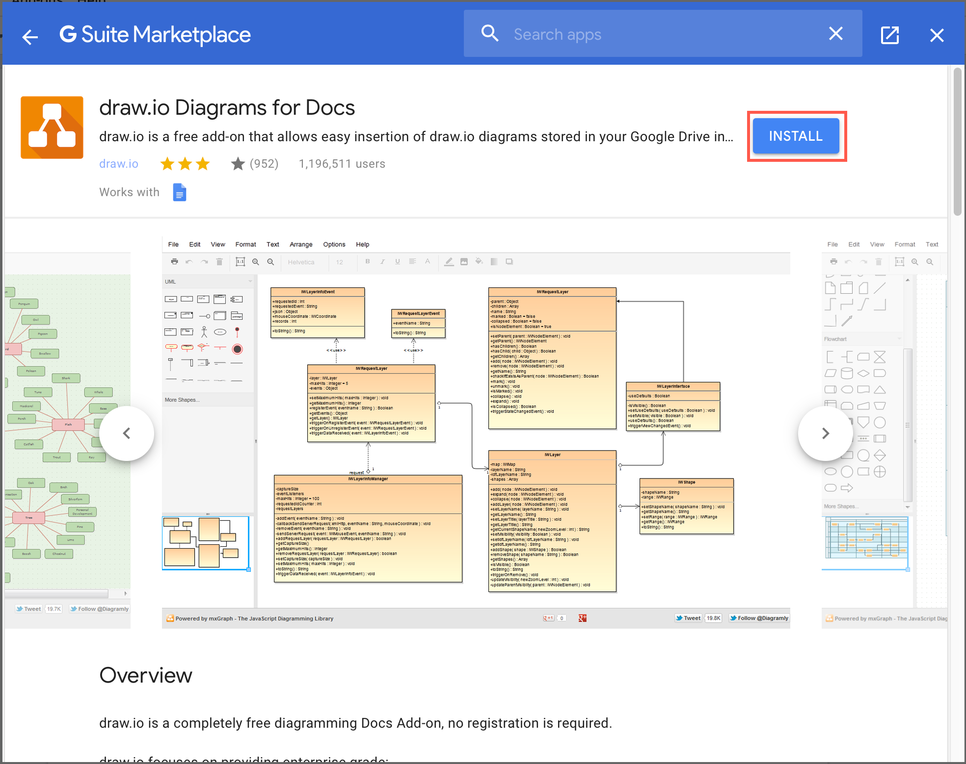 Use Diagrams In Google Docs Draw Io Helpdesk