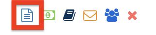Outstanding Items - Needs Document Signature