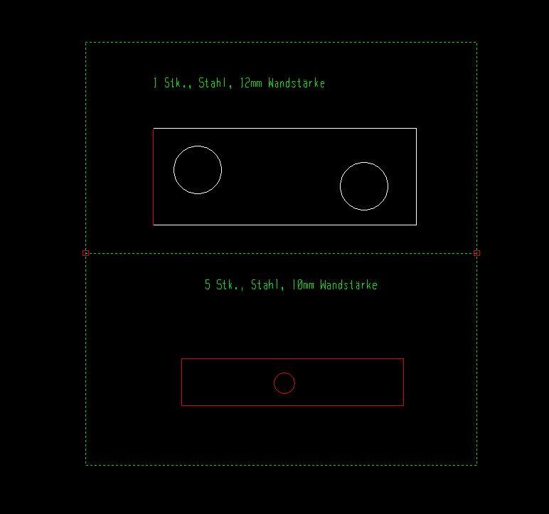 fehlerhaftes DXF-File