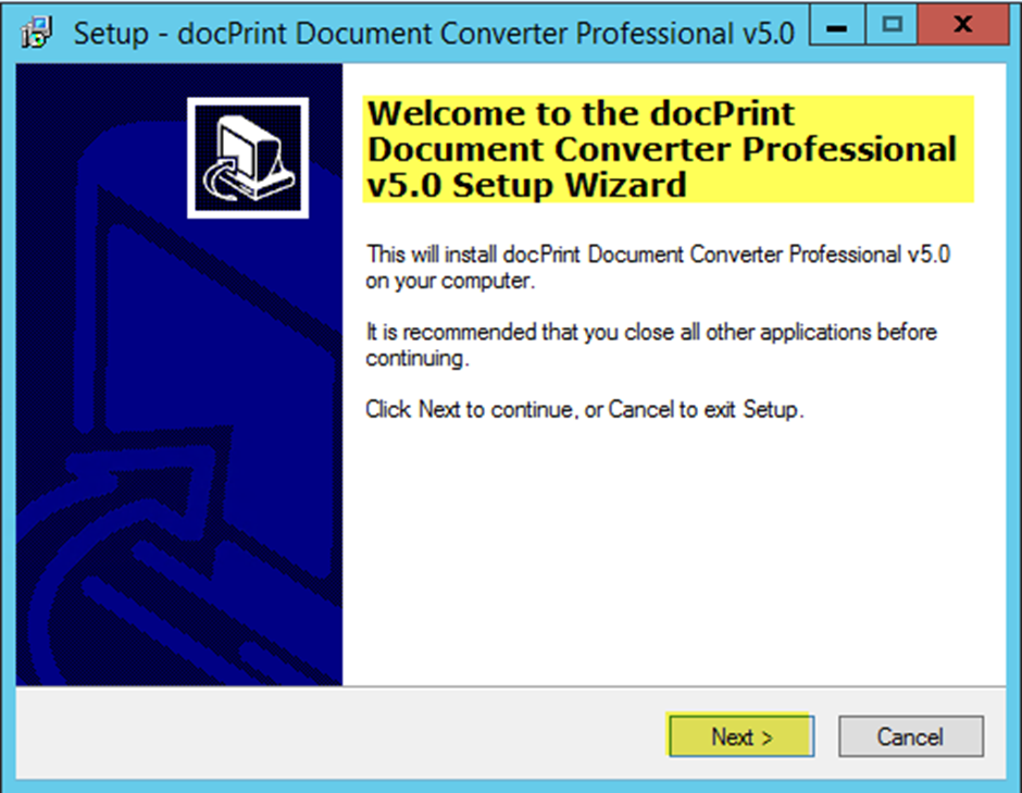 Docprint pro v5.0 download