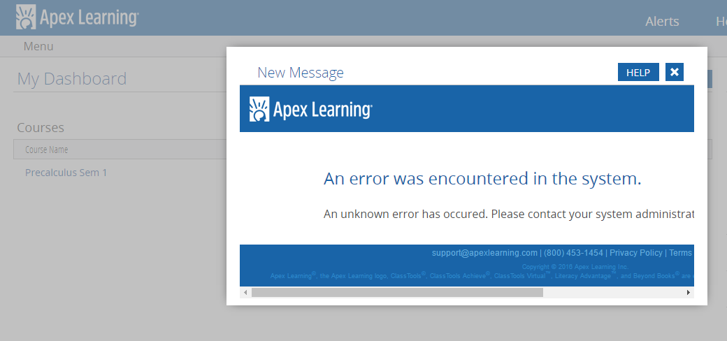 Error When Submitting PDF Assignment - File Too Large - Apex