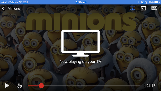 How to airplay Netflix to Apple TV : VanishedVPN