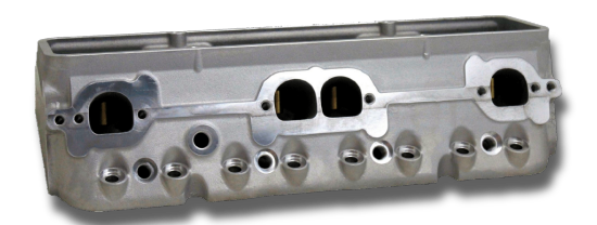 What is a small block Chevy D-Port? : Century Performance Center, Inc