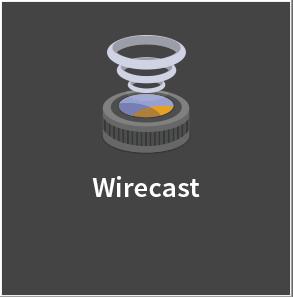 Wirecast Live Stream Videos Using Wirecast Encoder