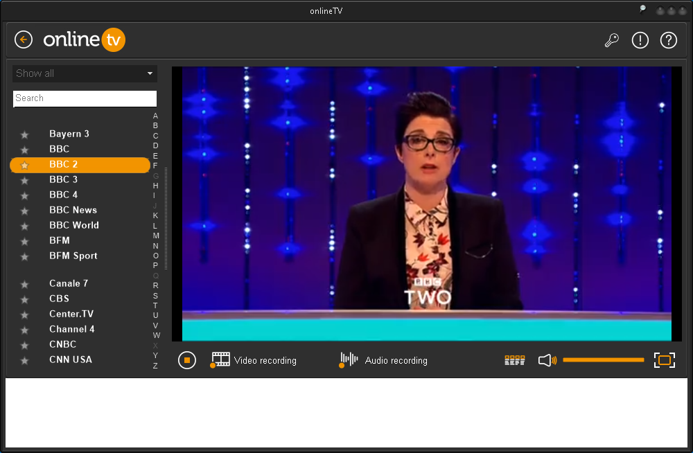 Register Online TV to unlock all TV channels and livestreams