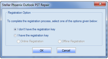 Stellar Phoenix Outlook Pst Repair Registration Key