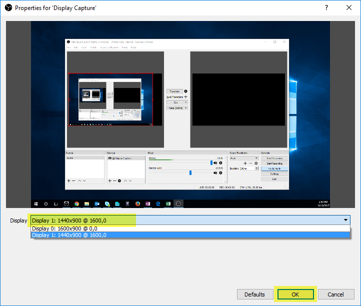 How To Capture Live Streams Using OBS Studio : VIDIZMO Helpdesk