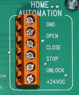 G1/G1D Home Automation Header