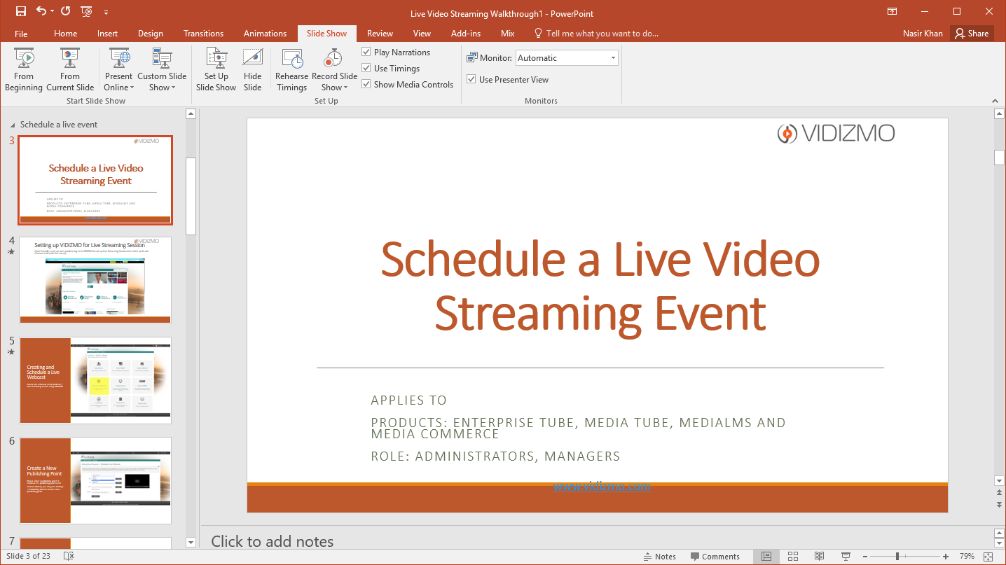 How To Record Video Presentations Using Microsoft PowerPoint
