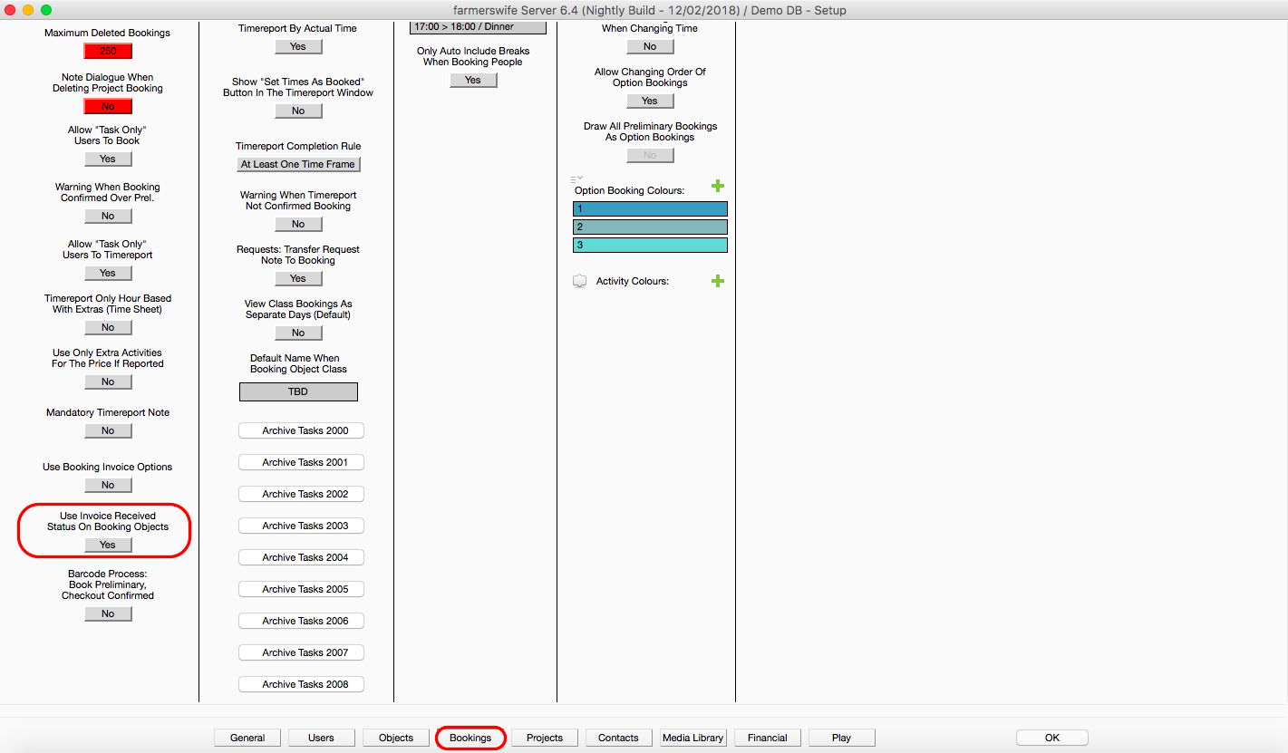 Freelancer Invoice Payment Tracking Workflow At Booking Level - How to use an invoice book