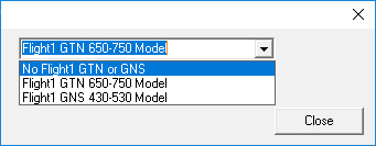 How Do I Enable The Flight1 GTN 650/750 And GNS 430/530? : The