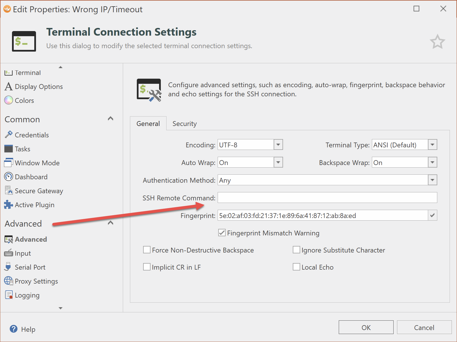 How to add SSH connection with jump box using -J option