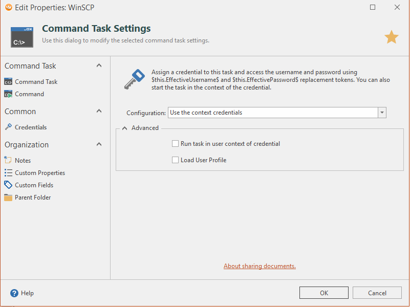 Launching WinSCP : Royal Apps