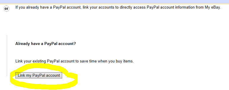 Link Your Paypal Account To Your Ebay Account Omnivore Support