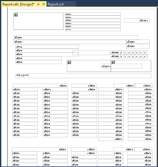 How to change the desired ODTAP Check/Cheque Report Layout : Open