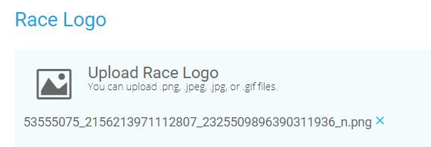 Race Page Logo