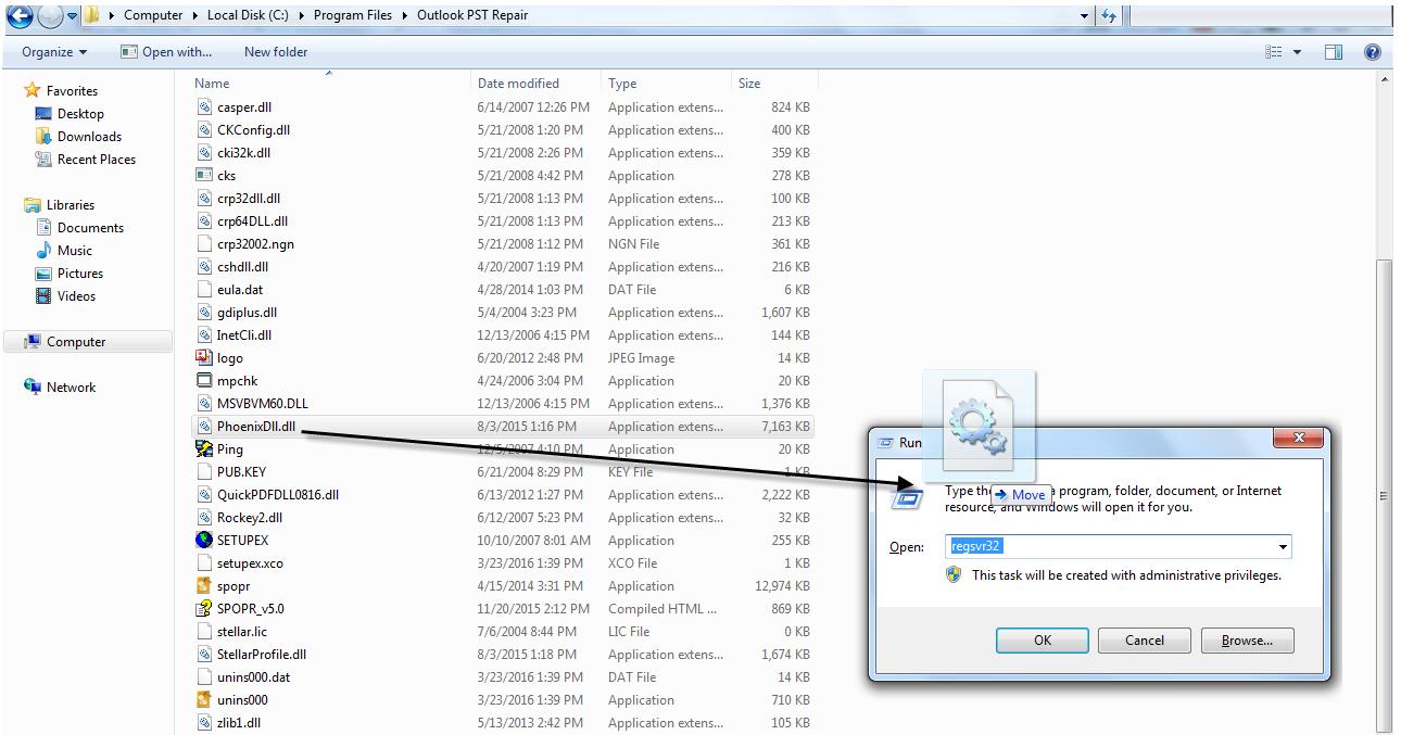 repairing.dll files