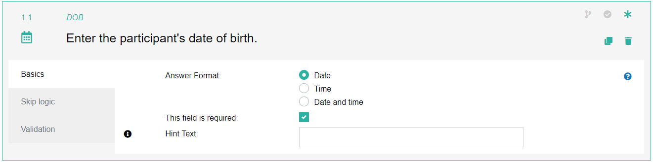 Calculating age using date of birth : Help Center