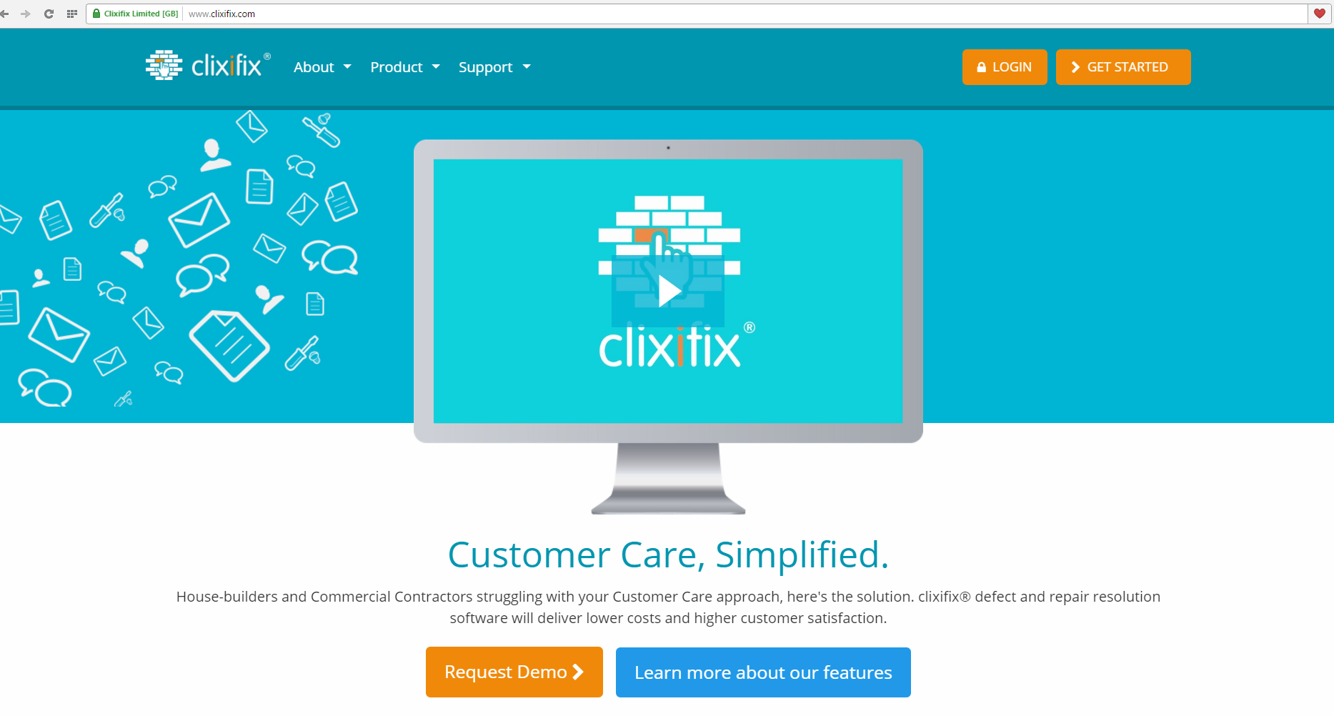 Customer account login/downloader - With Clixifix There Is No Software To Download Or Install All You Need Is A Web Browser And Off You Go