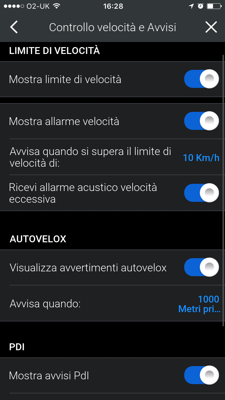 autovelox per copilot