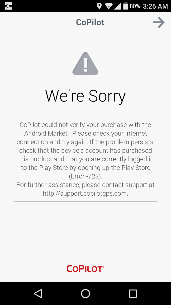 google play connection error fix