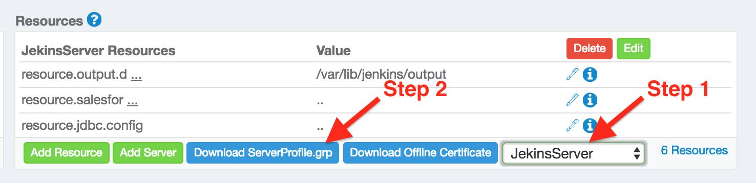 How do I run GenRocket Scenarios via Jenkins? : Support